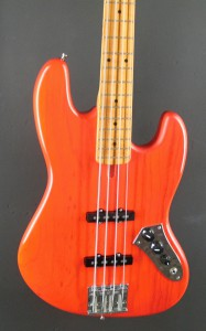 K.Bass JV 4 translucent red